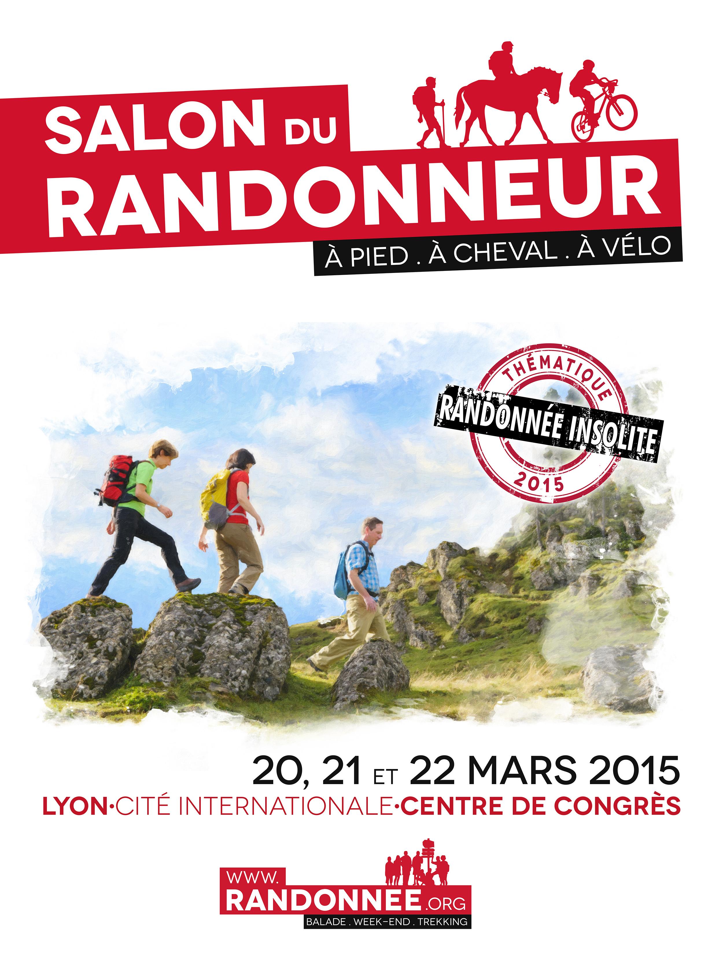 Au salon du randonneur lyon parc national des ecrins for Salon du diy lyon