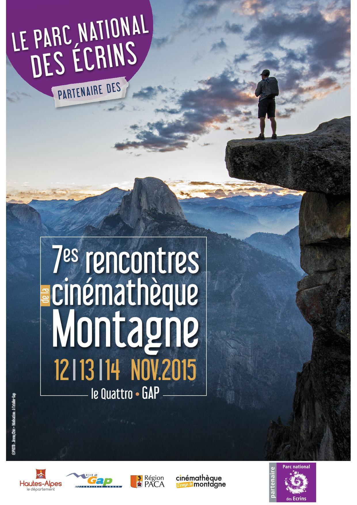 Rencontres du cinema de montagne gap 2018