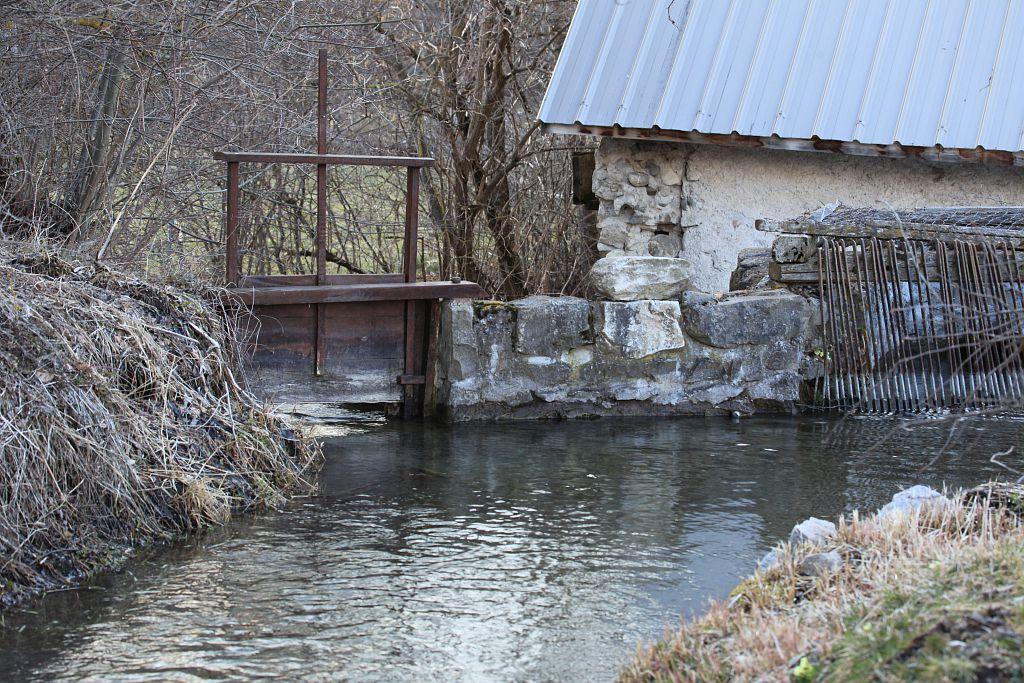 Moulin aux Jacons - Chabottes © Marc Corail - Parc national des Ecrins