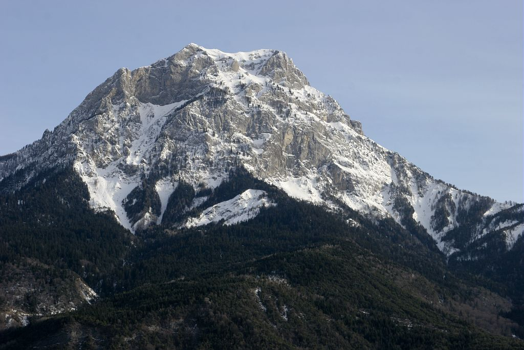 Le Morgon © Corail Marc - Parc national des Ecrins