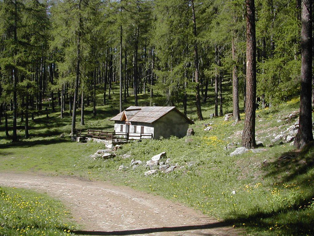 Cabane des Fontainiers © Christian Couloumy - Parc national des Ecrins