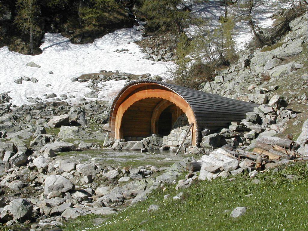 Source des Séyières © Christian Couloumy - Parc national des Ecrins