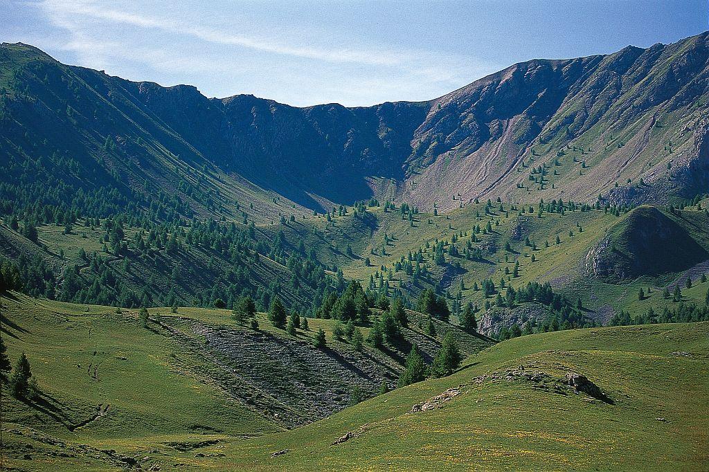 Pic de Morgon ©Pascal Saulay - Parc national des Ecrins