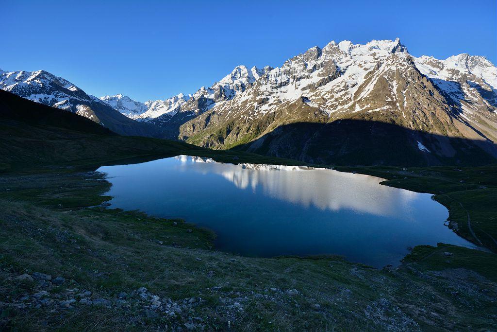 Lac du Pontet ©Parc national des Ecrins