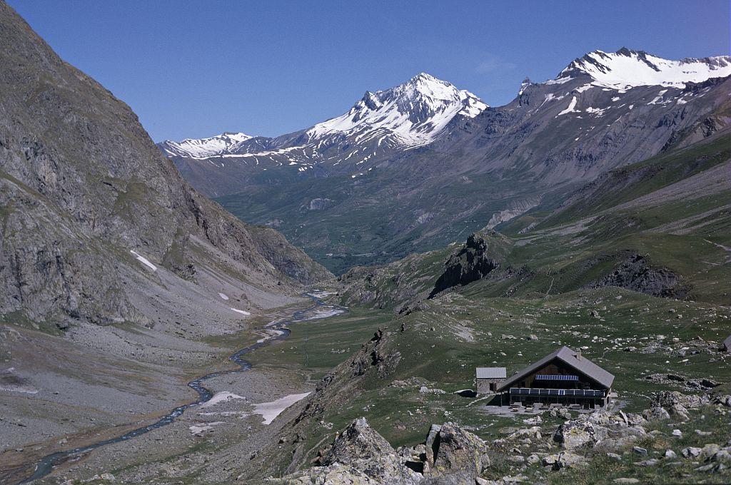 Vallon de l'Alpe du Villar d'Arène ©Parc national des Ecrins