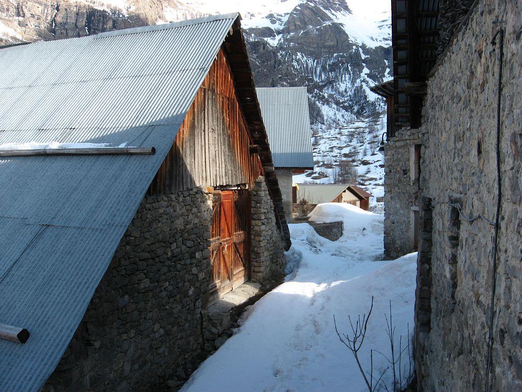 Maison prapicoise © Michel Francou - Parc national des Ecrins