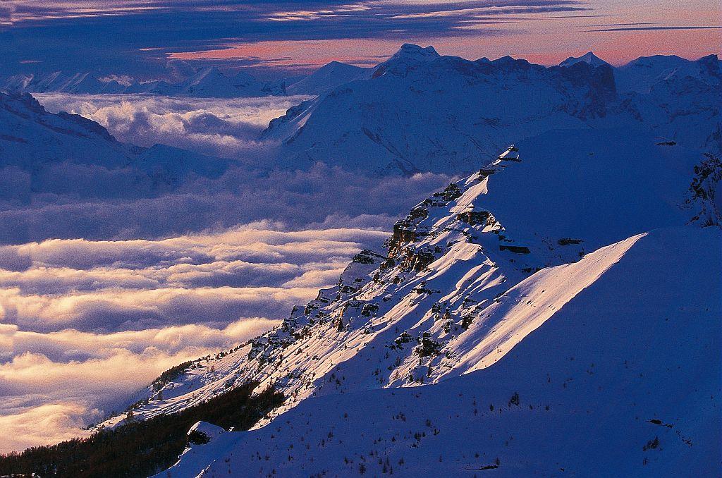 Pic Queyrel ©Marc Corail - Parc national des Ecrins