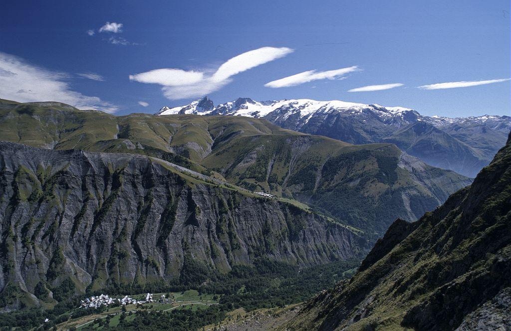 Vallée du Ferrand (Clavans - Besse) ©Denis Fiat - Parc national des Ecrins
