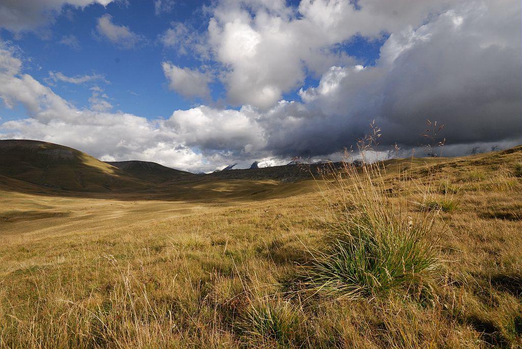 Plateau d'Emparis - Besse-en-Oisans ©Mireille Coulon - Parc national des Ecrins
