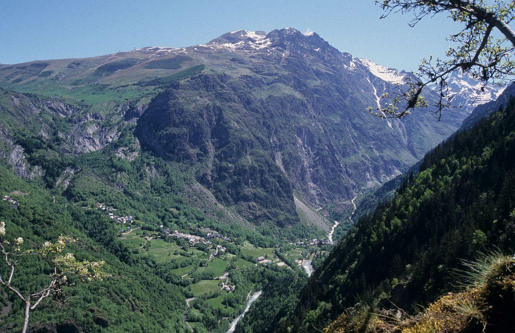 Venosc et ses hameaux©Fiat Denis - Parc national des Ecrins