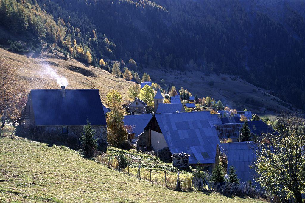 Villard Reymond ©Denis Fiat -  Parc national des Ecrins