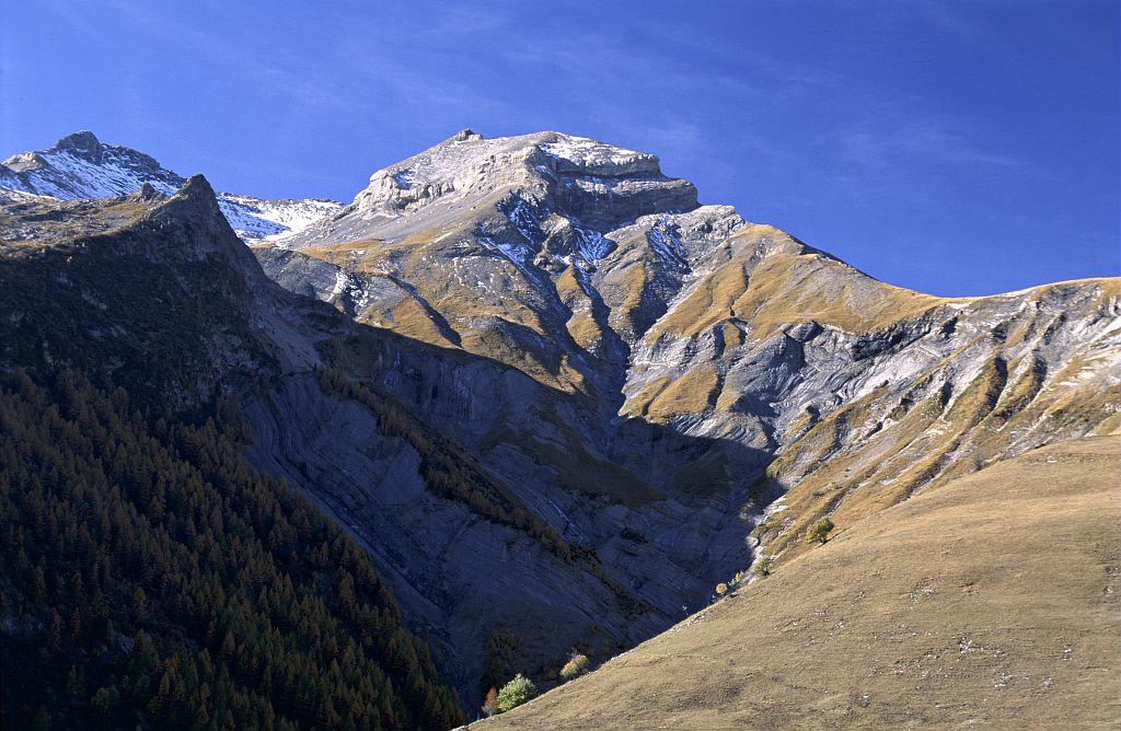 Le Grand Renaud, vallée de la Lignarre ©Fiat Denis - Parc national des Ecrins