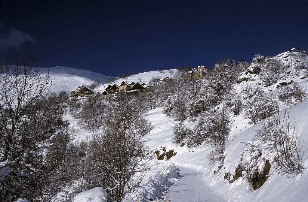 Villard Notre-Dame ©Denis Fiat - Parc national des Ecrins
