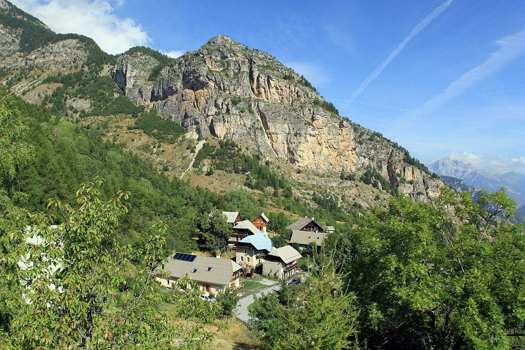 Le Ponteil - commune de Champcella © Jean-Philippe Telmon - Parc national des Ecrins