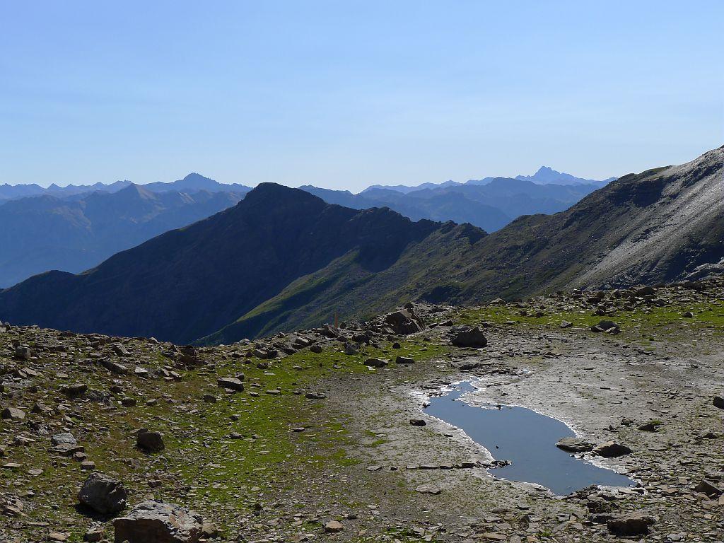 Vallon de Narreyroux - lac des Neyzets - commune de Puy Saint-Vincent ©Thierry Maillet - Parc national des Ecrins