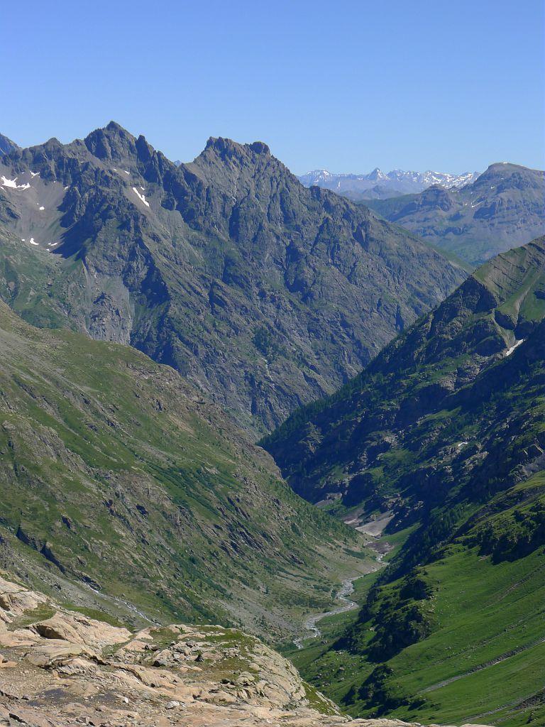 Vallon de Jas Lacroix - commune de Vallouise ©Thierry Maillet @Parc national des Ecrins
