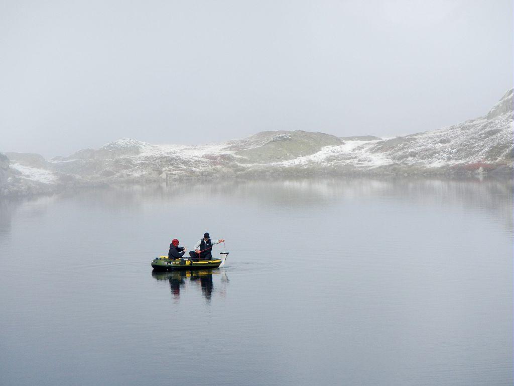 les lacs d'altitude, sentinelles des Alpes - © Ludovic Imberdis - Parc national des Ecrins