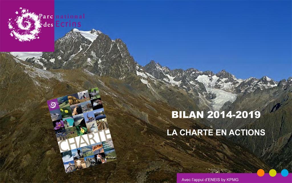 Évaluation intermédiaire de la charte 2014-2019 au Parc national des Écrins