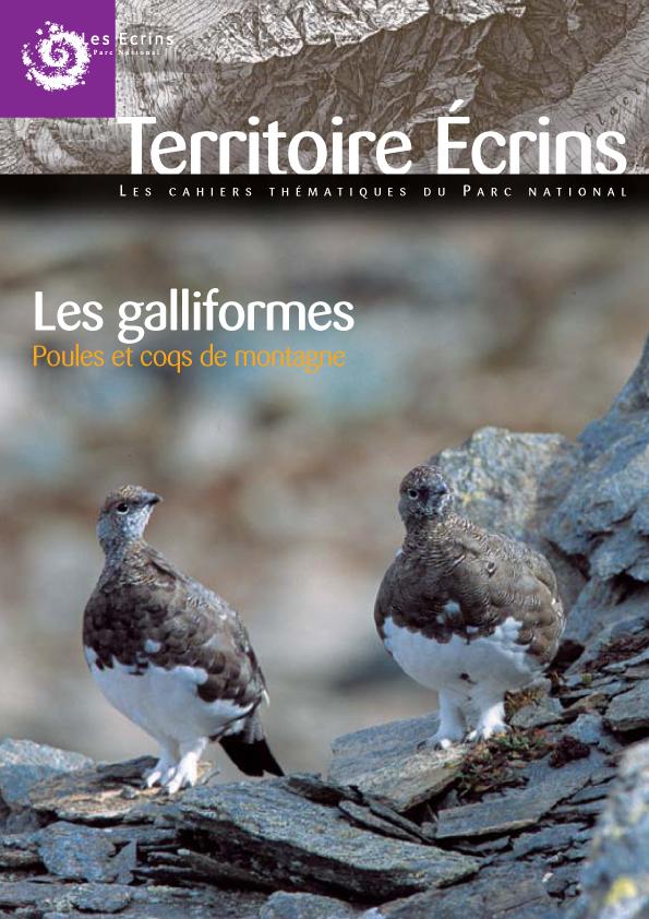 cahier thématique - 2006 - Galliformes de montagne - PN Ecrins