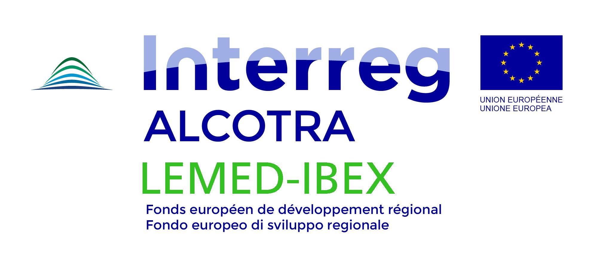 Programme Interreg ALCOTRA Lemed_Ibex