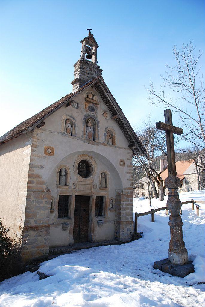 Chapelle des pétètes © Olivier Warluzelle - Parc national des Ecrins