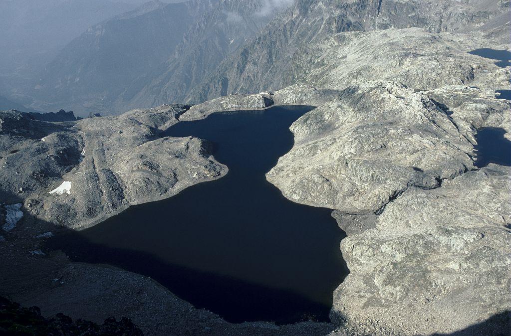 Lacs de Crupillouse © Parc national des Ecrins
