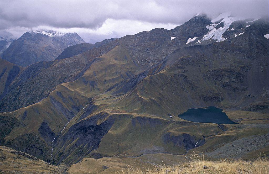 Lac de la Muzelle © Daniel Roche - Parc national des Ecrins