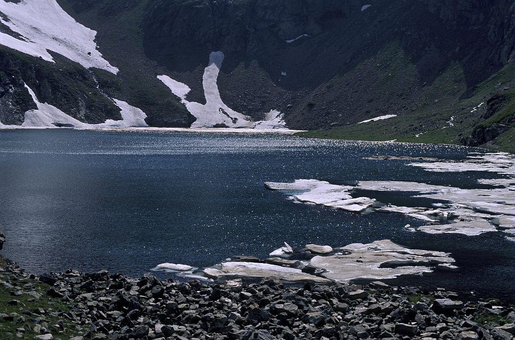 Lac de Plan Vianney © Daniel Roche - Parc national des Ecrins