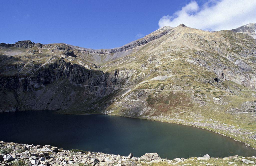 Lac de Plan Vianney © Denis Fiat - Parc national des Ecrins