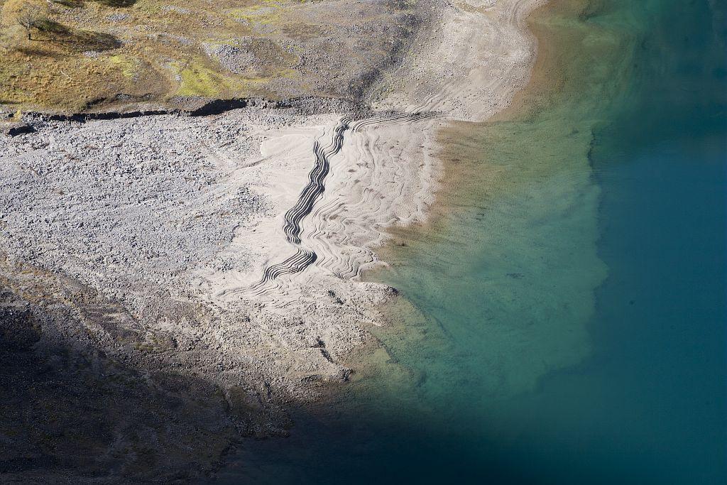 Le lac du Lauvitel © Pascal Saulay - Parc national des Ecrins