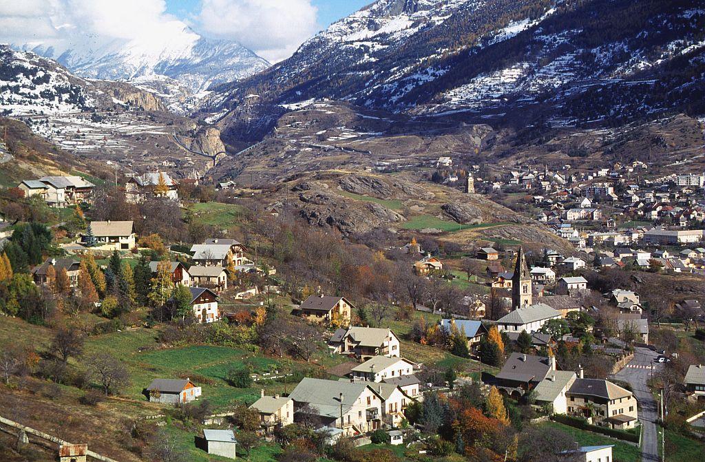 L'Argentière-la-Bessée © Marie-Geneviève Nicolas - Parc national des Ecrins