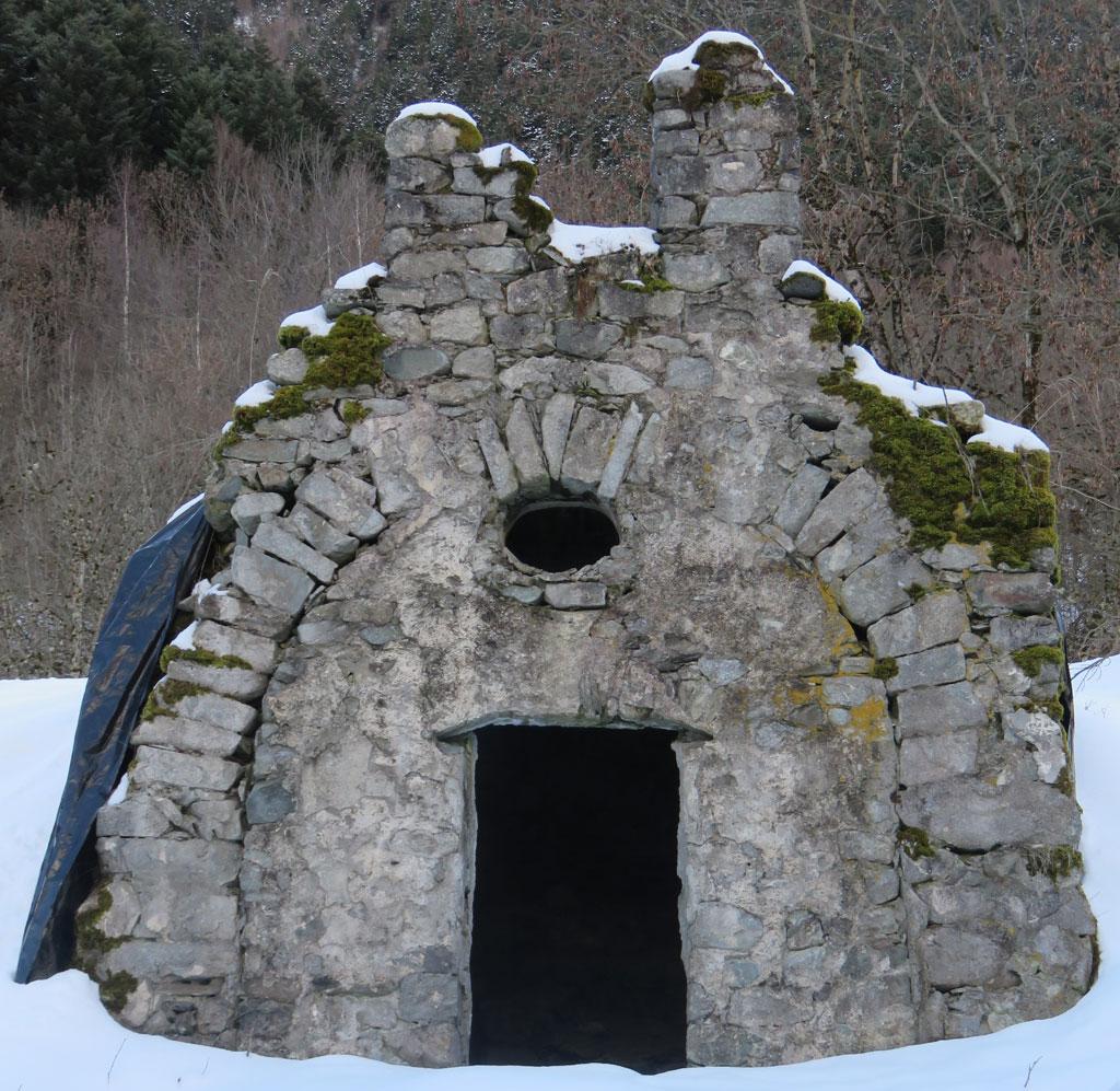 Chapelle des Andrieux - Valgaudemar -© M.Pottier - Parc national des Écrins