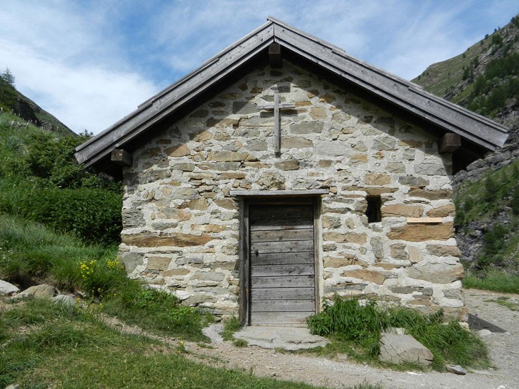 Chapelle Saint Marcellin - © Céline Pilon - Réallon - Embrunais