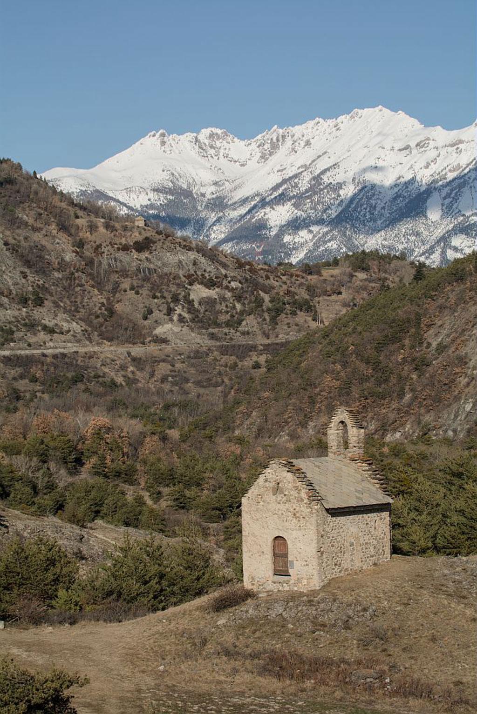 Chapelle St jacques - Châteauroux - © M.Coulon- Parc national des Écrins