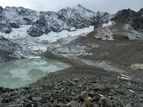 Site d'Arsine - 2012 © Hélène Quellier - Parc national des Ecrins