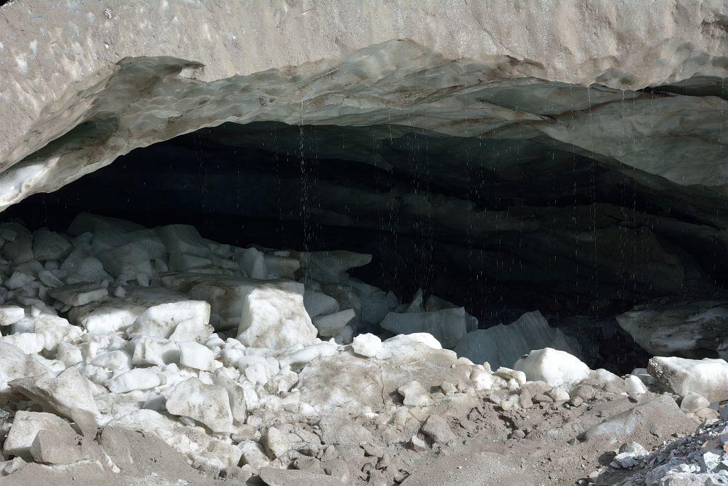 Sur le glacier Noir © Mireille Coulon - Parc national des Ecrins