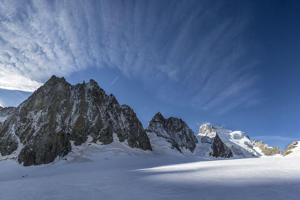 Glacier Blanc © Pascal Saulay - Parc national des Ecrins