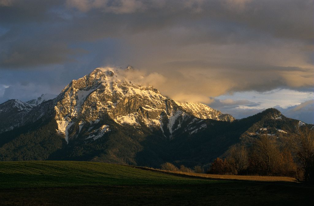 Le Grand Morgon © Mireille Coulon, Parc national des Ecrins