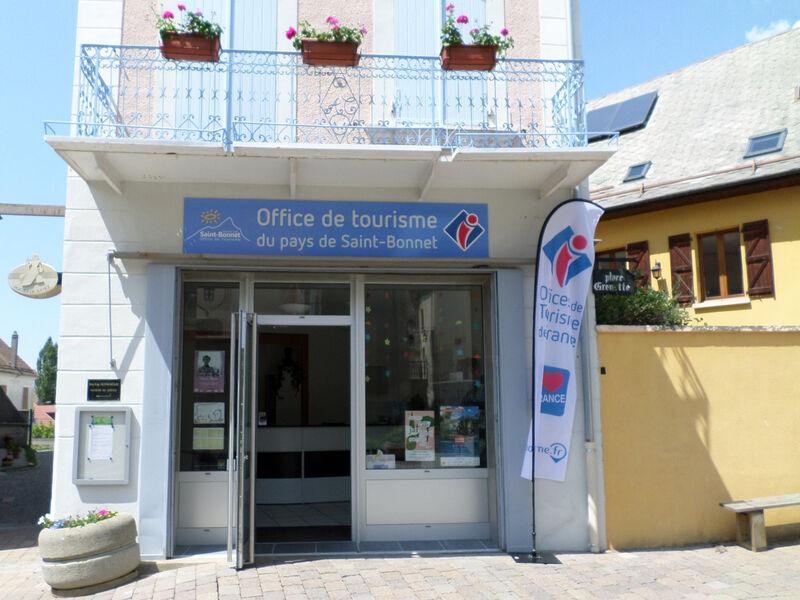 Bureau d'accueil touristique de St Bonnet