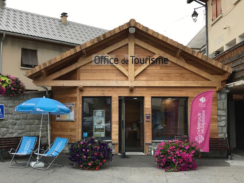 Bureau d'accueil touristique d'Ancelle