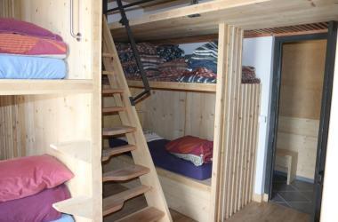 Nouveau dortoir de 24 places