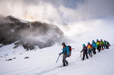 Grand Parcours Alpinisme à la Bérarde