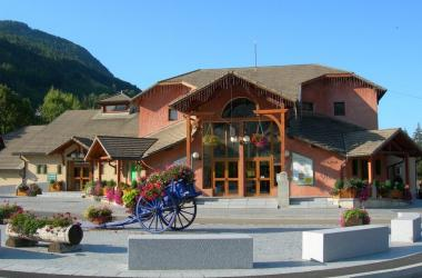 Bureau d'accueil touristique à Pont du Fossé