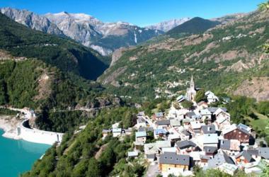 Mizoen, vallée du Ferrand
