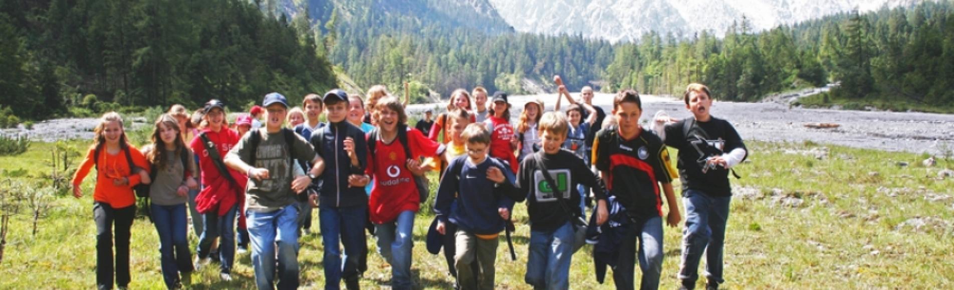Jeunes au sommet - juillet 2015 - Alparc