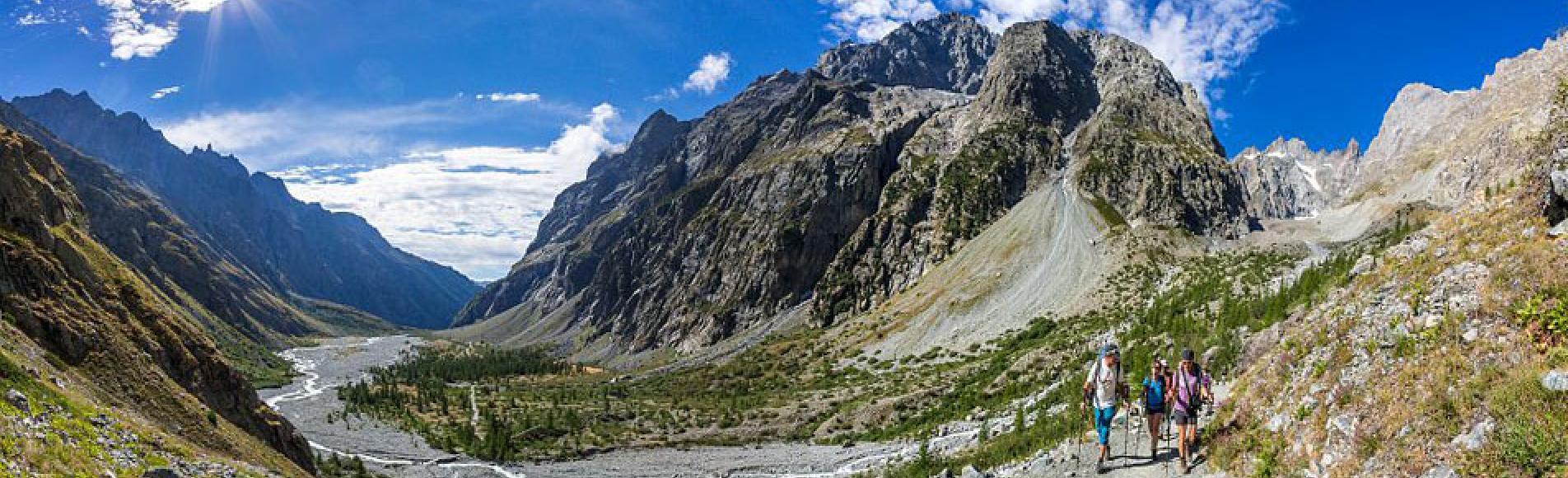 Esprit parc national dans les Ecrins - Estampille pour la découverte - © B Bodin - Parc national des Ecrins