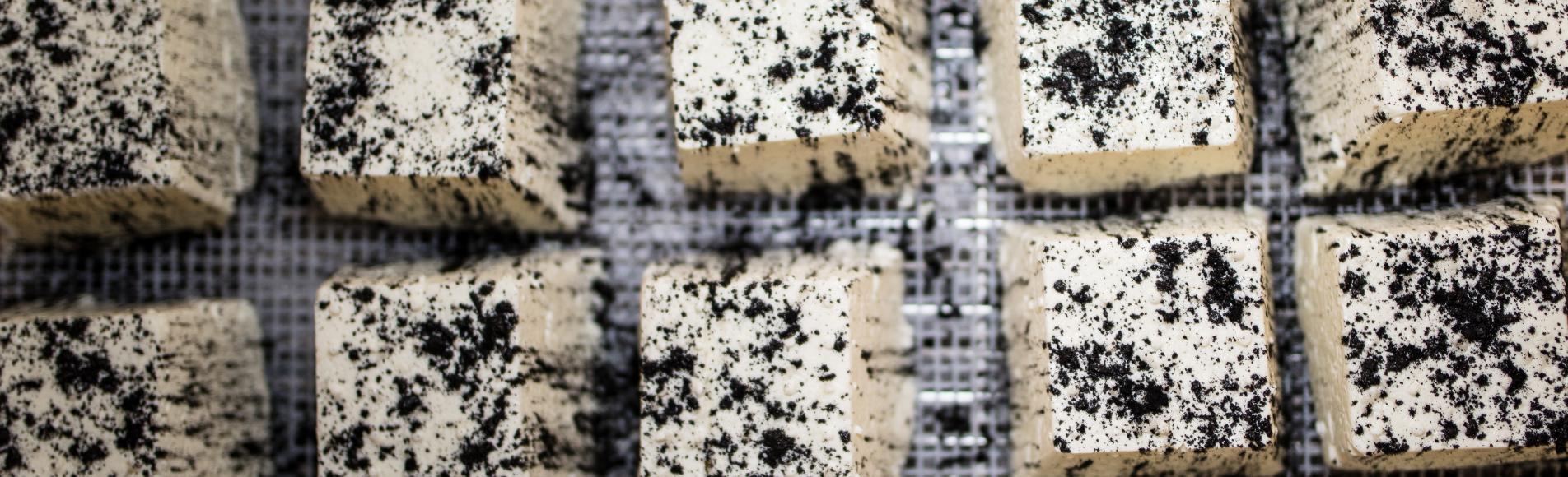 Fromages de chèvre - Ferme des Cabrioles © Fabien Thibault - Parc national des Ecrins