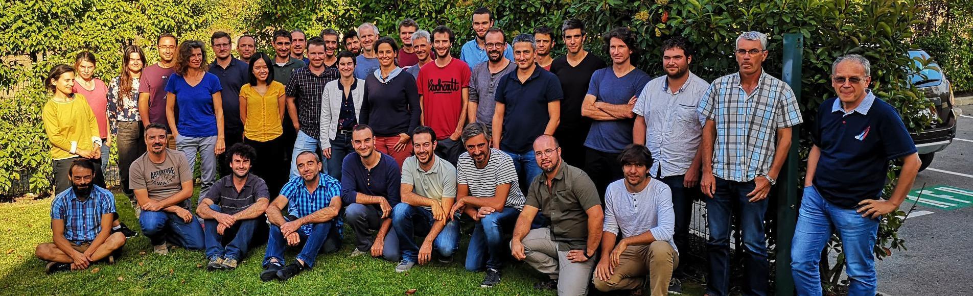 GeoNature - ateliers techniques sept 2018 à Montpellier - AFB - Parc national des Écrins - Parc national des Cévennes