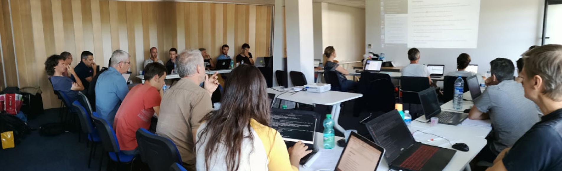 Une communauté d'utilisateurs pour des outils open source animée par le Parc national des Ecrins