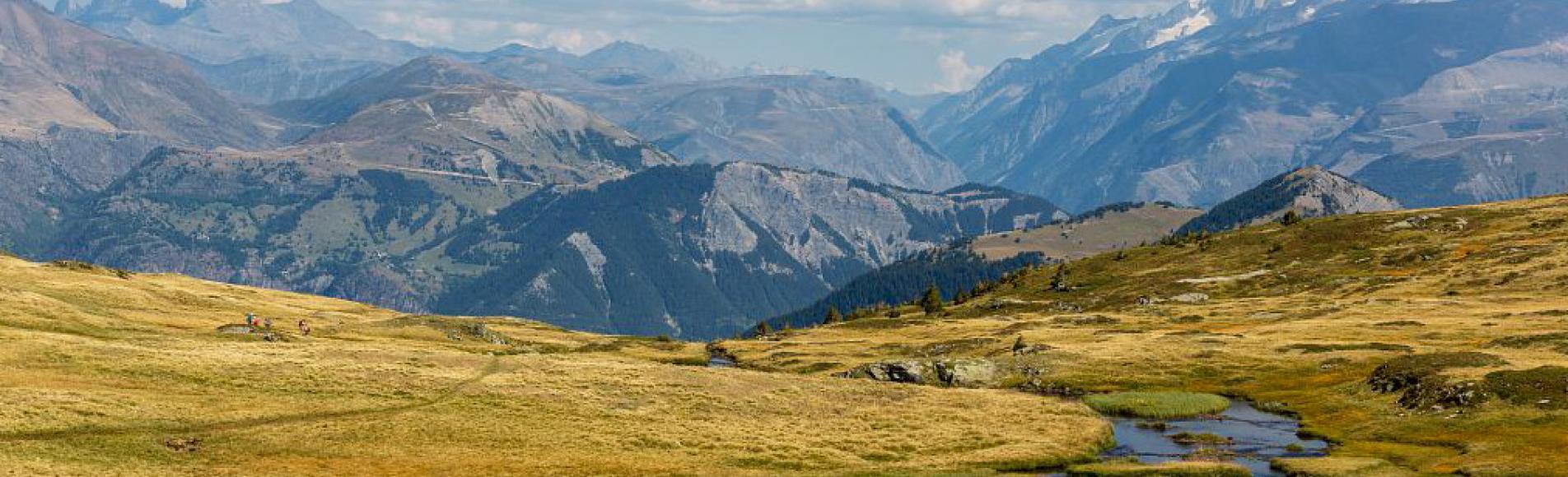 Massif du Taillefer - photo T.Maillet - Parc national des Ecrins